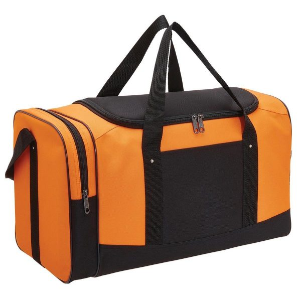 Spark Sports Bag 1222 Black Orange