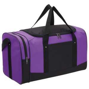 Spark Sports Bag 1222 Black Purple