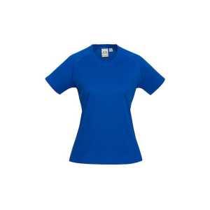Sprint T Shirts Womans 301LS Blue