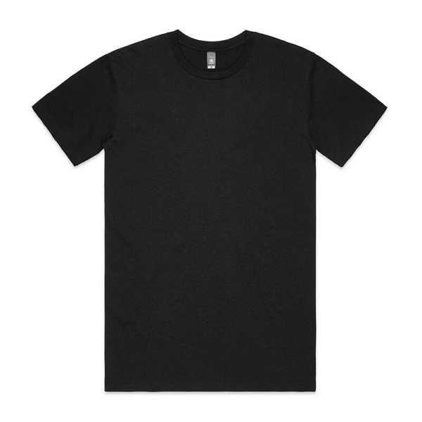 Staple Marle T Shirts Unisex 5001M Black