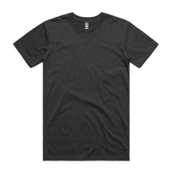 Staple Marle T Shirts Unisex 5001M Grey