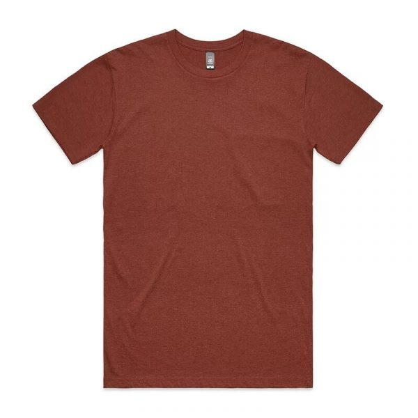Staple Marle T Shirts Unisex 5001M Red