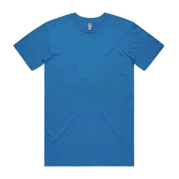 Staple T Shirts Unisex 5001 Blue