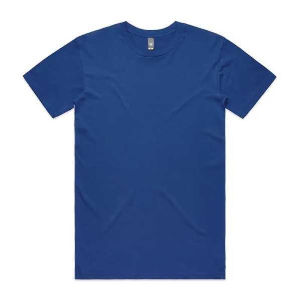 Staple T Shirts Unisex 5001 Dark Blue