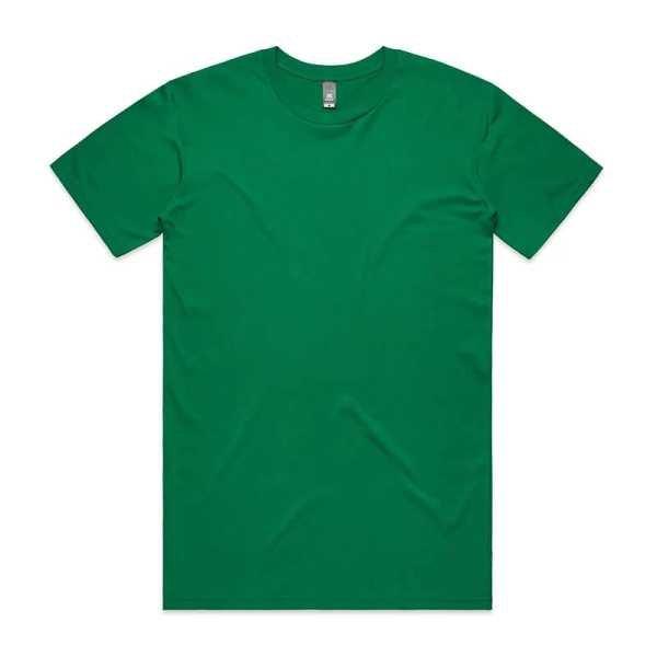 Staple T Shirts Unisex 5001 Green