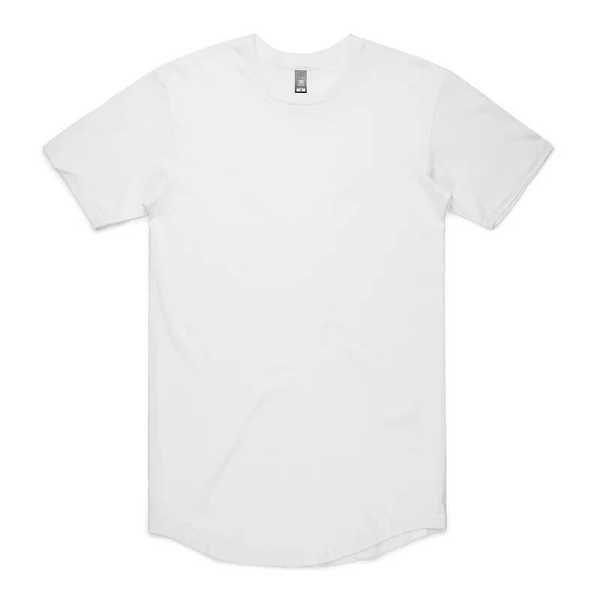 State T Shirts Unisex 5052 White