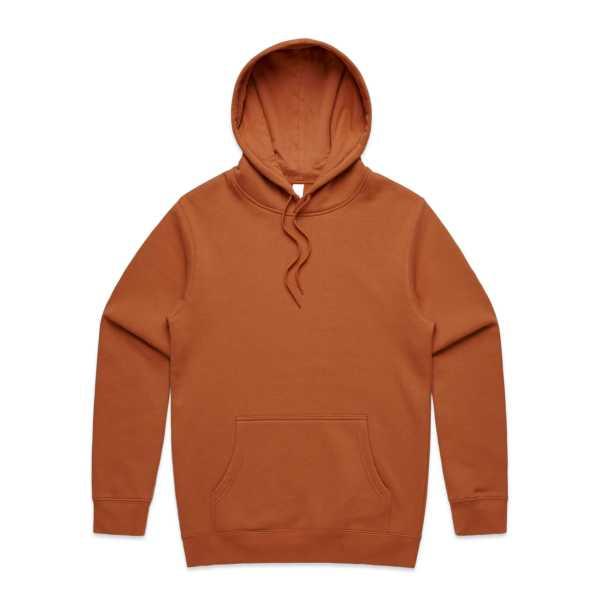 Stencil Hood Copper