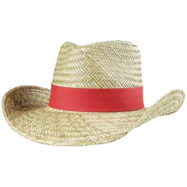 Straw Cowboy Hat 3969
