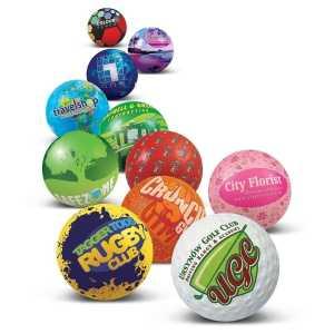 Stress Ball Full Colour CA110907 Various