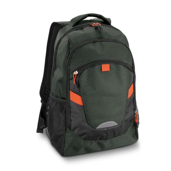 Summit Backpack Orange