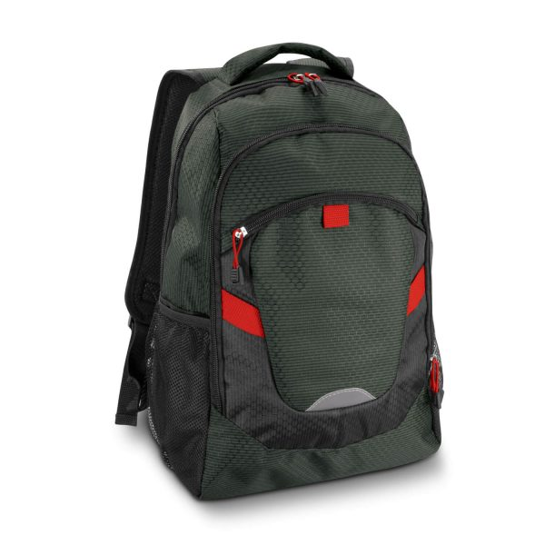 Summit Backpack Red