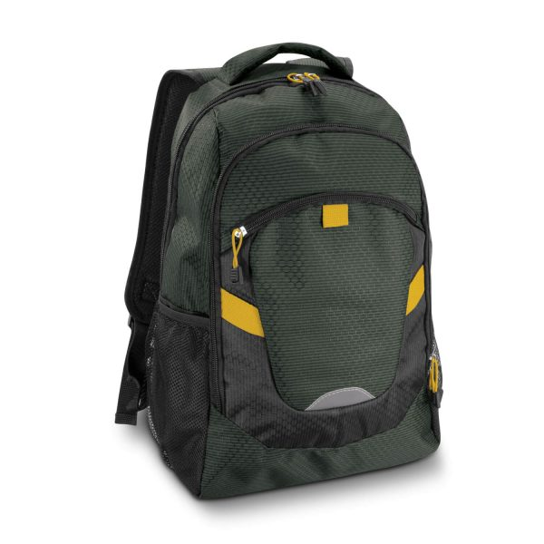 Summit Backpack Yellow