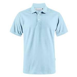 Sunset Regular Polo Shirts Mens T005 Sky Blue
