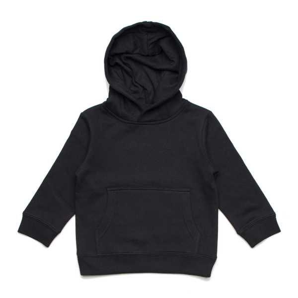 Supply Hoodie Kids Black
