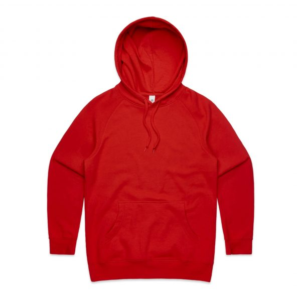 Supply Hoodie Womans red