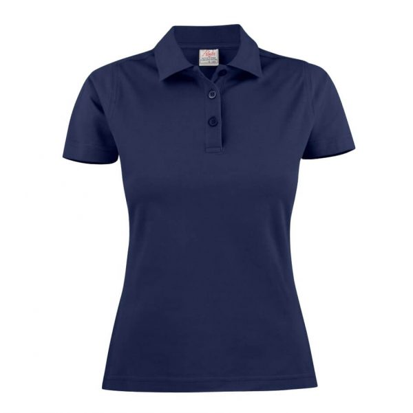 Surf RX Polo Shirts Womens T1008 Navy