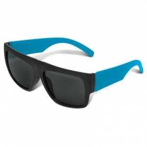 Surfer Sunglasses CA112028 Black with Blue