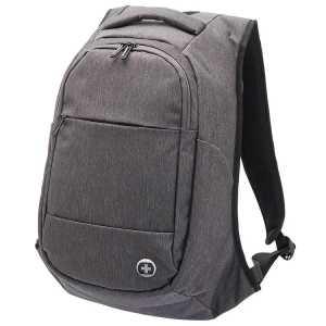 Swissdigital Bolt Anti Theft Backpack SD703 Grey