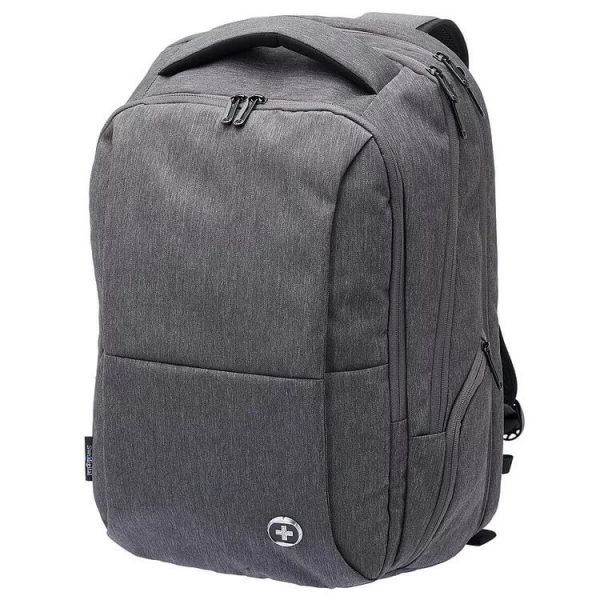 Swissdigital Commander Backpack SD7109 Grey
