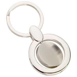 Swivel Key Ring 1273SL Silver