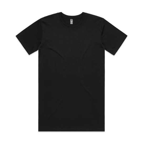 Tall T Shirts Mens 5013 Black