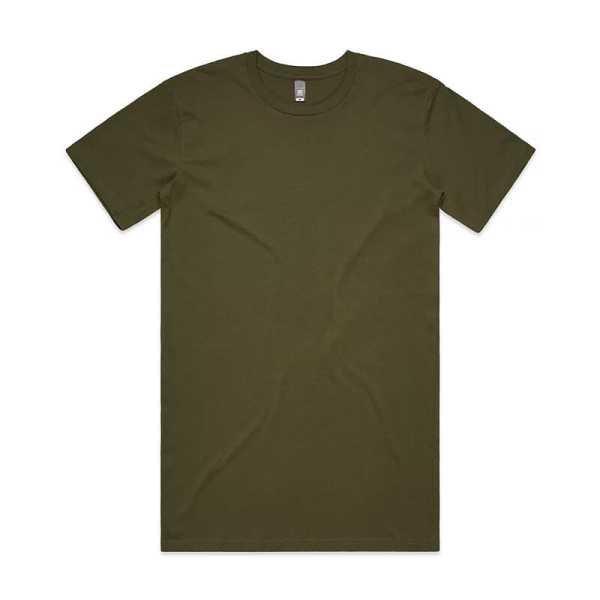 Tall T Shirts Mens 5013 Green