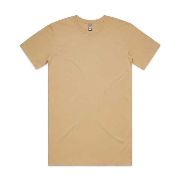 Tall T Shirts Mens 5013 Tan
