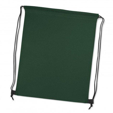 Tampa Drawstring Backpack Dark green