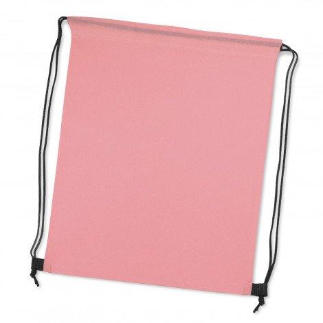Tampa Drawstring Backpack Pink