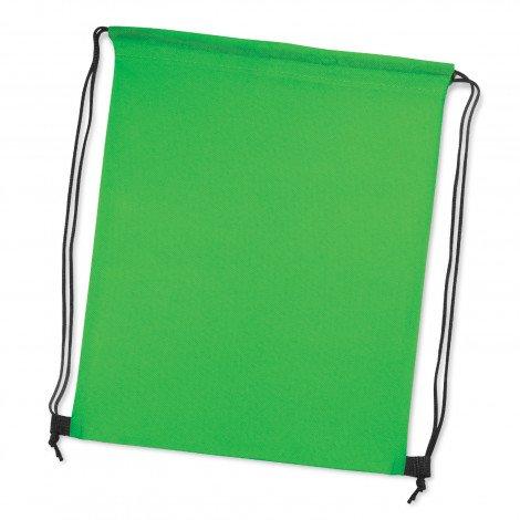 Tampa Drawstring Backpack bright Green