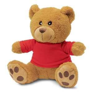 Teddy Bear Plush Toy CA114175 Red