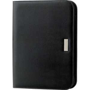 The New Yorker Portfolio 3640BK Black Front