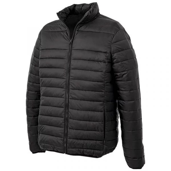The Puffer Jacket Mens J806 Black