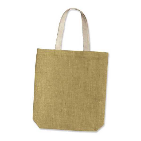 Thera Jute Tote Bag 108034 Natural