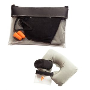 Travel Comfort Set CA1376BK Brown