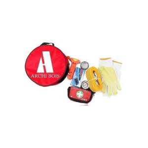 Travel Emergency Car Kit CAOC30X107 All Items