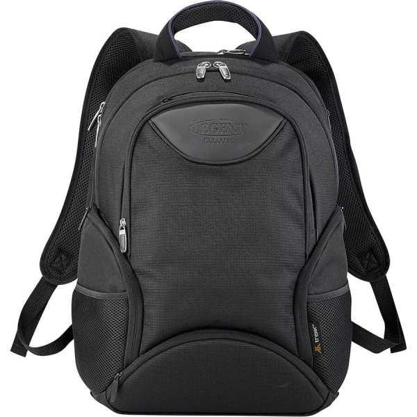Trekk Backpack 2 TK1024BK Black Front