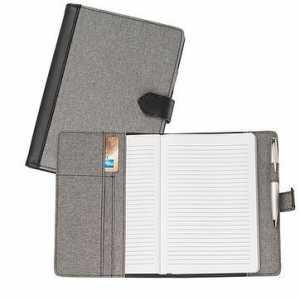 Trekk Journal Book CATK1011GY Grey