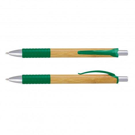 Trinity Bamboo Pen CA117410 Green