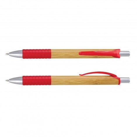 Trinity Bamboo Pen CA117410 Red