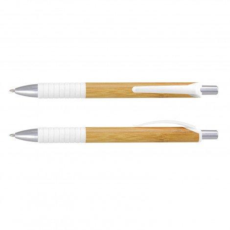 Trinity Bamboo Pen CA117410 White