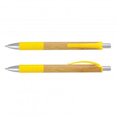 Trinity Bamboo Pen CA117410 Yellow