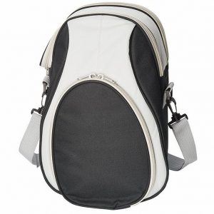 Two Person Picnic Cooler Bag 4260GY Black Grey