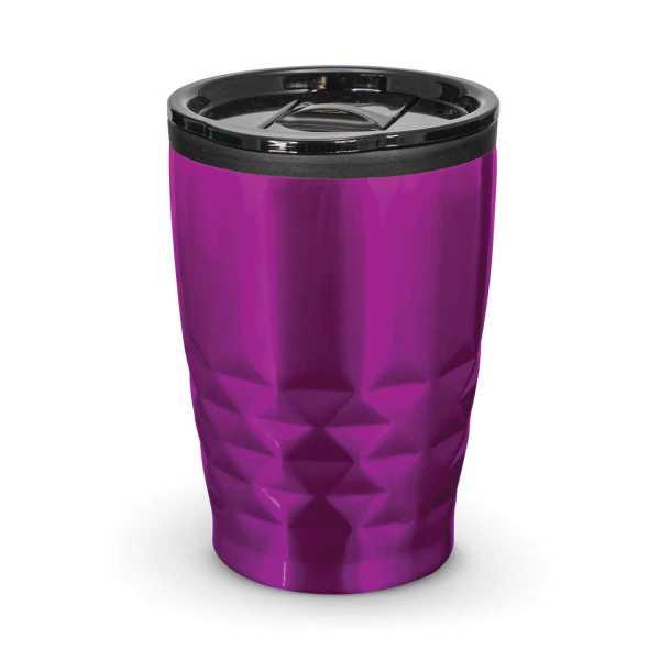 Urban Double Wall Coffee Cup 400ml 113084 Purple
