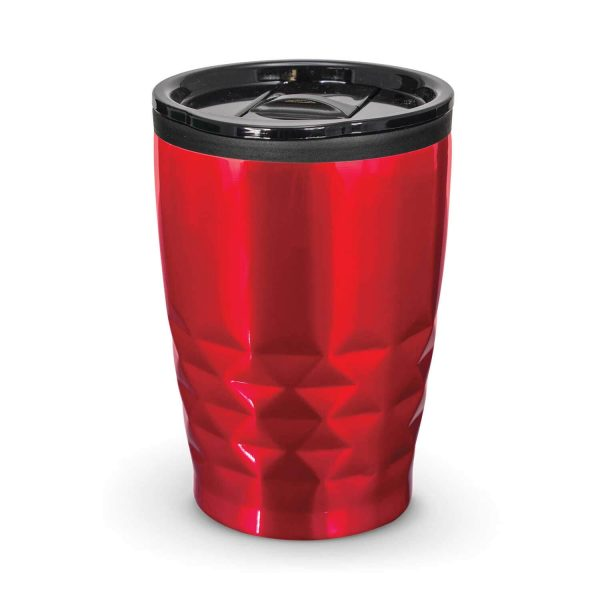 Urban Double Wall Coffee Cup 400ml 113084 Red