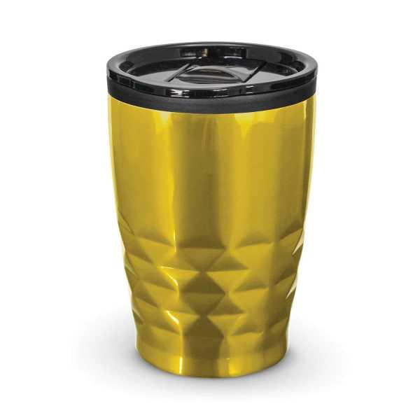 Urban Double Wall Coffee Cup 400ml 113084 Yellow