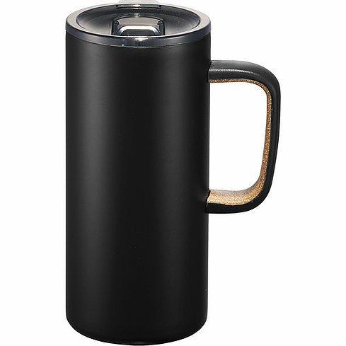 Valhalla Copper Vacuum Mug 4076BK Black