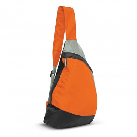 Varsity Slinger Bag Orange