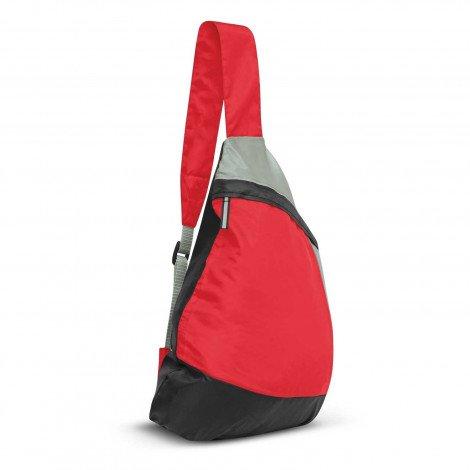 Varsity Slinger Bag Red