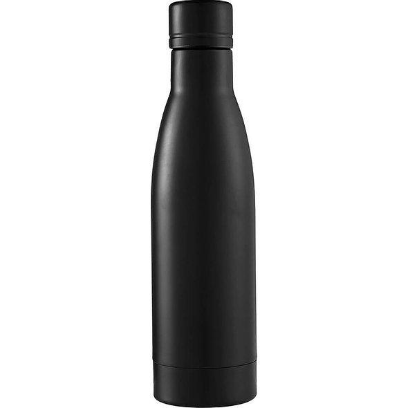 Vasa Copper Vacuum Insulated Bottle 4085 Black